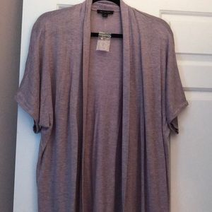 H by Halston Shawl Front Cardigan New without Tags